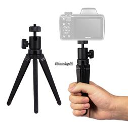Portable Mini Professional Lightweight Aluminium Tripod&Pan