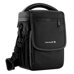 Powerextra Small Portable Shoulder Camera Bag for Nikon, Can