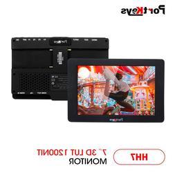 PortKeys HH7 1200nit Daylight 7 Inch 3D LUT 4K <font><b>HDMI