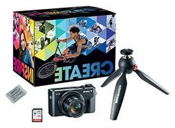 Canon PowerShot G7 X Mark II Digital Camera Video Creator Ki