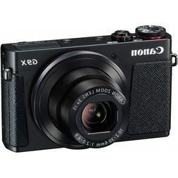 Canon Powershot G9X Digital Cameras - Black