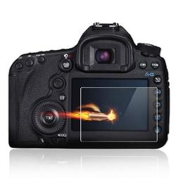 Precision Optical Glass LCD Screen Protector for Canon 80D 7