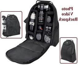 Pro Deluxe Backpack Case Camera Case Bag For Nikon D5600 D75
