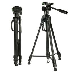 Pro Digital Camera Tripod Lightweight Tripod Stand with Bag