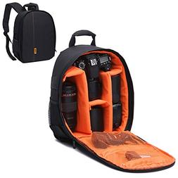 Proessional DSLR Camera Backpack Bag for Canon, Nikon, Sony,