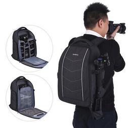 Andoer Professional 600D Fabric Material Camera Backpack Bag