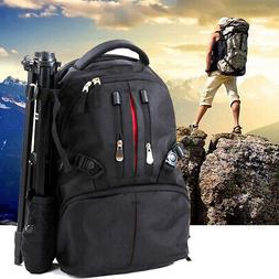 Professional Backpack Photography Package SLR Camera Laptop