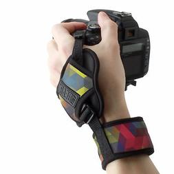 Professional Digital Film DSLR Camera Hand Grip Strap with M