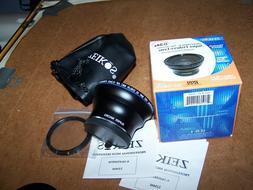Zeikos Professional HD MK lll DSLR MC AF 0.34x Super Fisheye
