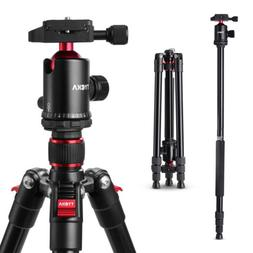 Professional Heavy Duty Ball head Aluminium Alloy Tripod for