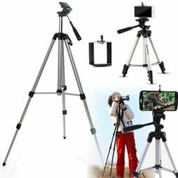 Professional Heavy Duty Tripod Monopod&Ball Head stand for C