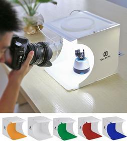 Professional Photo Studio LED Light Box Folding Photography