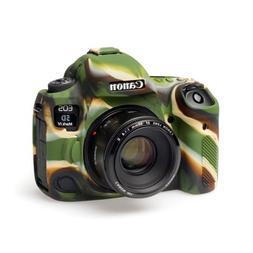 easyCover Protective Case for Canon 5D Mark IV Camera, Camou