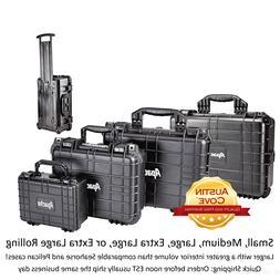 Protective Gun Firearm & Camera Cases - Watertight : Light &