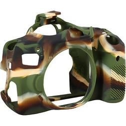 easyCover Protective Silicon Skin - Camera Cover for Canon R