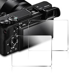 AFUNTA Screen Protector Compatible Sony DSLR Alpha Nex-7 NEX