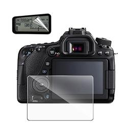 Camera Screen Protectorfor For Canon EOS T4i 70D 80D T5i T6i