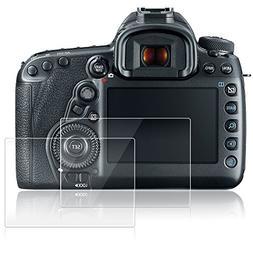 Screen Protectors for Canon EOS 5D MK IV Mark 4, AFUNTA 2 Pa