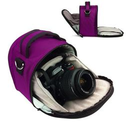 PURPLE PLUM Travel Luxury VanGoddy Laurel Compact DSLR & SLR