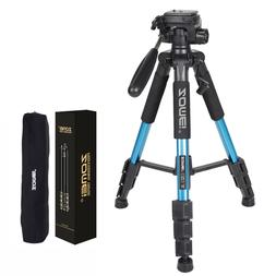 Zomei Q111 Professional Portable Aluminum  Travel Tripod for