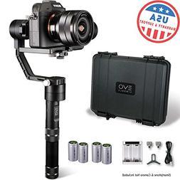 EVO Rage Gen2 Handheld Gimbal for DSLR & Mirrorless Cameras