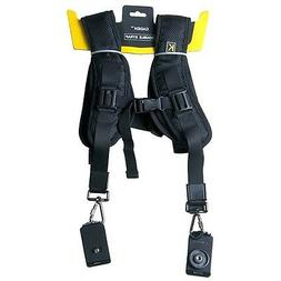 Rapid Camera Dual-shoulder Neck Strap Sling Belt for Nikon C