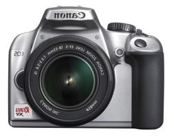 Canon Rebel XS 10.1MP Digital SLR Camera with EF-S 18-55mm f