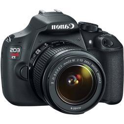 Canon Rebel T5 DSLR 18.0MP Camera w/ EF-S 18-55mm IS II Lens