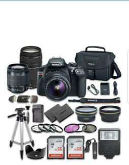 Canon Rebel T6 Digital SLR Camera NEW bundle