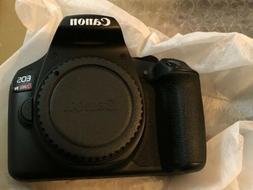 Canon Rebel T6 SLR Camera Kit  Open Box Store Return MINT!