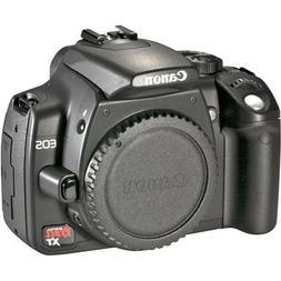 Canon Rebel XT DSLR Camera