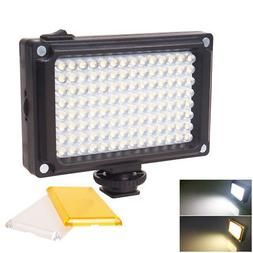Rechargable LED Video Light Lamp Photo Studio Wedding Party