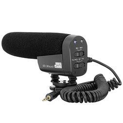 pixel Video Microphone Professional Recording MIC MC-550 Sho