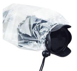 "JJC RI-S Camera Rain Cover for DSLR with a lens up to 11""  S"