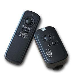 Pixel RW221 DC0 Wireless Shutter Release Remote Control for