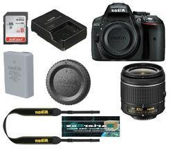 Sale Nikon D5300 Dslr Camera + 18-55mm Af-p Vr Nikkor Lens +