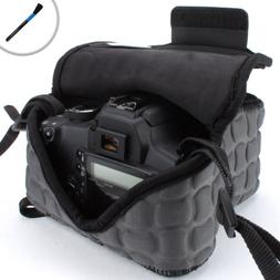 USA Gear Protective DSLR Camera Case Sleeve for Protection f