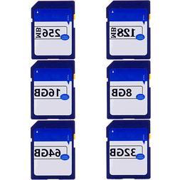 sd card 256mb 64gb 32g 16g 8g