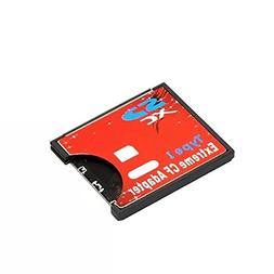Goliton? SD CF Card Adapter Wireless Wifi SD Card to Type I