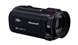 Panasonic SD support 64GB memory built-in digital 4K video c