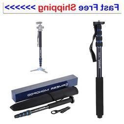 Selfie Stick Extendable Handheld Monopod Walking Pole DSLR C