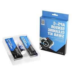 VSGO Sensor Cleaning Swab Kit DDR-16 APS-C Camera CCD/CMOS A