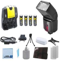 Pro Series 500EX Digital DSLR Dedicated Flash AF Flash for C