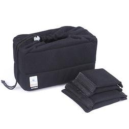Koolertron Shockproof DSLR SLR Camera Bag Partition Padded C