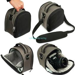VanGoddy Shoulder Bag DSLR Camera Case For Canon Powershot S