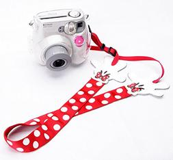 Camera Shoulder Neck Strap Belt for Fujifilm Instax Camera M