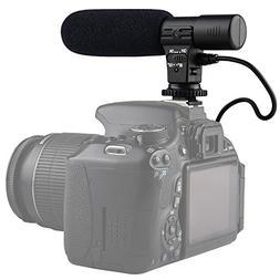 SUPON Sidande Mic-01 Digital Video Camera Studio / Stereo Sh