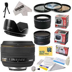 Sigma 30mm f/1.4 EX DC HSM Autofocus Lens for The Sony Alpha