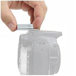 Astromania Silver Plate for The Flash Shoe of DSLR Cameras -