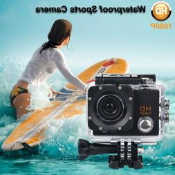 SJ5000X Waterproof HD 1080P Sports Action Camera Cam DVR Cam